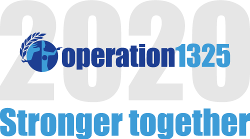operation 1325 logotype.
